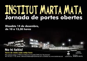14122013 Portes obertes Marta Mata