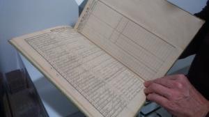 Llibre escola antiga Montornès 74 alum