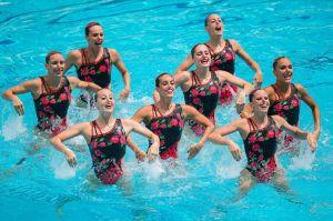 equip natació Espanya