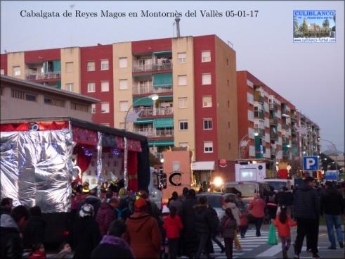 Resultat d'imatges de cabalgata de reis montornès del vallès 2018