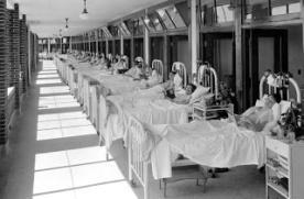 Resultat d'imatges de sanatorio de sierra espuña