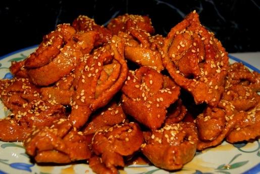 Resultado de imagen de dulces marroquíes