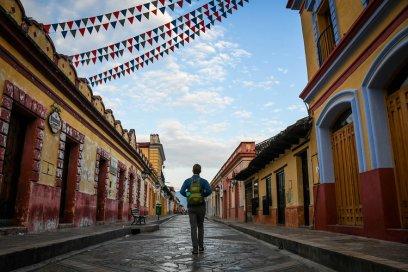 Resultado de imaxes para San Cristóbal de Las Casas