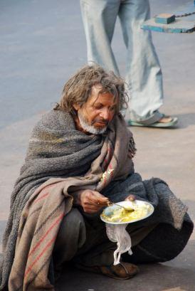 Resultado de imagen de mendigo
