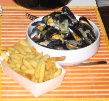 Resultado de imagen de comida tipica bruselas belgica