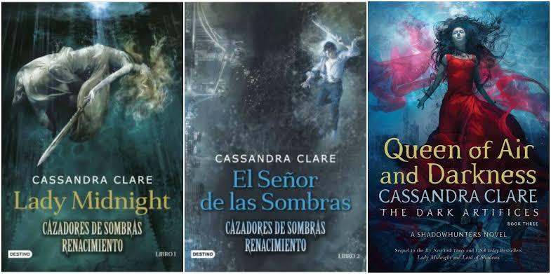 Ciudad del Fuego Celestial: Cazadores de Sombras: Renacimiento ...